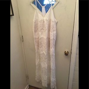 Summer maxi with high side slits